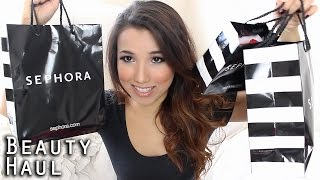getlinkyoutube.com-HAUL @ Sephora : Try out new stuff!