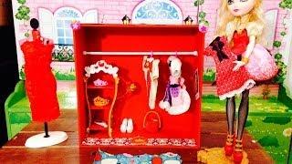 getlinkyoutube.com-Tutorial: Closet para as bonecas por Julia Silva