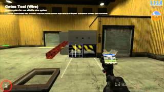 getlinkyoutube.com-Garry's mod : Tutorial FR | Gun Shop Automatique Wire Basique