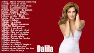 getlinkyoutube.com-dalida greatest hits 2016 -  dalida album best of