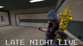 getlinkyoutube.com-Late Night TF2 [Commentary] Randomizer Arena Mod
