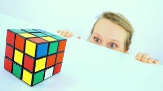 """getlinkyoutube.com-Видео для детей. """"Кубик Рубика""""! Головоломка."""