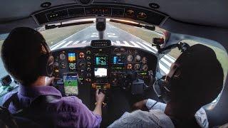 getlinkyoutube.com-IFR Flight VLOG - Tornado Delay