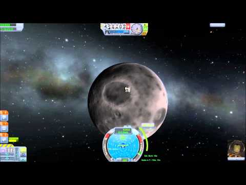 Kerbal Space Program - New Demo & Mun Landing Tutorial