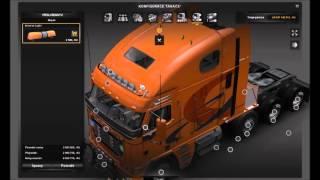 getlinkyoutube.com-[ETS2]Euro Truck Simulator 2 Freightliner Argosy 8×4