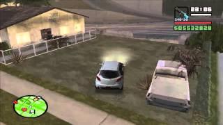 getlinkyoutube.com-สอนลง GPS เเละ ล็อกรถ GTA SAN (พร้อมวิธีใช้)