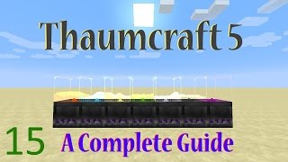 getlinkyoutube.com-[15] A Complete Guide To Thaumcraft 5 - Golemancy