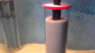 DiY Canister Fluidized Sandbed Filter pt 5