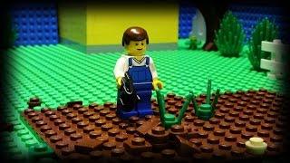 getlinkyoutube.com-Lego Gardening