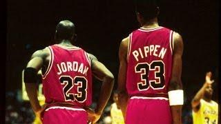 getlinkyoutube.com-Bulls vs. Lakers - 1991 NBA Finals Game 5 (Bulls win first championship)