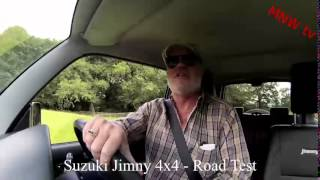 getlinkyoutube.com-Motoring North West Road Test The 2014 Suzuki Jimny 4x4