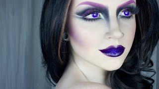 getlinkyoutube.com-Vampy Glam Makeup Tutorial