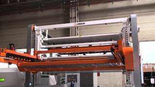 TOWER - Full Automatic Sheet Metal Loading & Unloading System