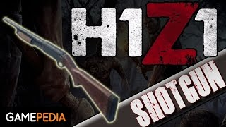 getlinkyoutube.com-H1Z1: Shotgun - Everything you need to know