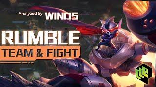 【Winds】藍寶會戰分析