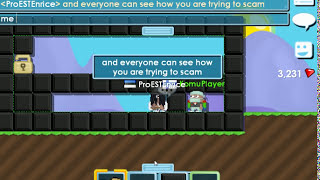 getlinkyoutube.com-Growtopia - Access Scam Gone Wrong