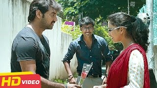 getlinkyoutube.com-Vadacurry   Tamil Movie   Scenes   Clips   Comedy   Songs   Jai expresses his love for Swathi