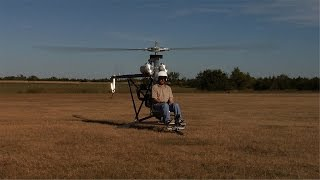 getlinkyoutube.com-Doug Bryant & His Mosquito Helicopter
