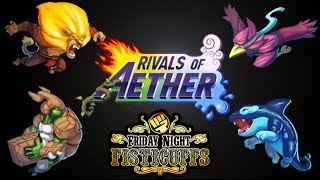 getlinkyoutube.com-Friday Night Fisticuffs - Rivals of Aether
