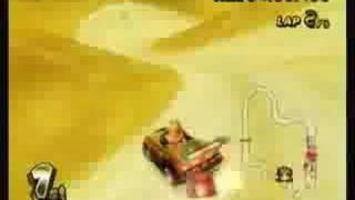 getlinkyoutube.com-Mario Kart Wii: Epic Kart Moments