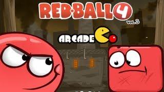 getlinkyoutube.com-Red Ball 4: Volume 3 Walkthrough Levels 8 - 15