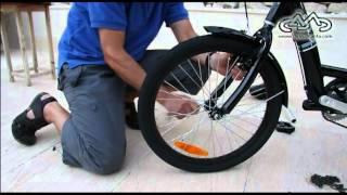 getlinkyoutube.com-Como montar una bici de tres ruedas o triciclo.
