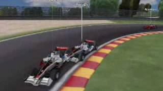 Rfactor Mugello Online Race Rfactor-sp.com 28-6-2009