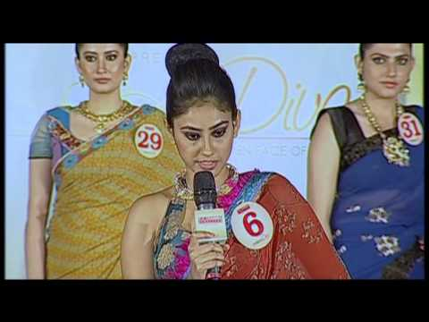 Goldlites Diva Contest on Star Jalsa- Part 1