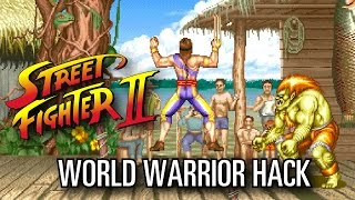 getlinkyoutube.com-STREET FIGHTER 2 - World Warrior Boss Hack!