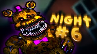 getlinkyoutube.com-Five Nights At Freddy's 4 (Night #6) COMPLETE || The Good Ending!
