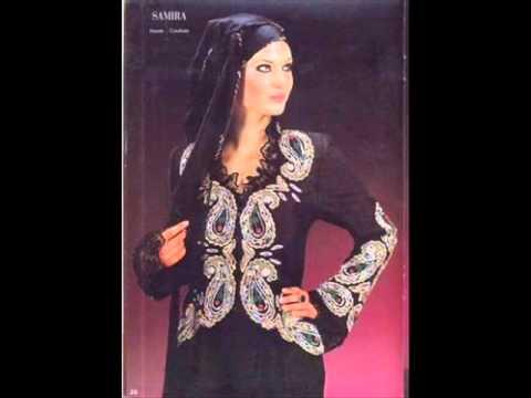 tenues traditionnelles algériennes