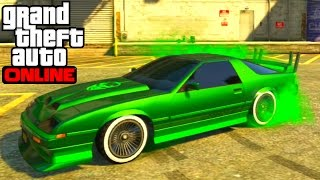 getlinkyoutube.com-GTA 5 Online - Imponte Ruiner Full Customization Paint Job Guide