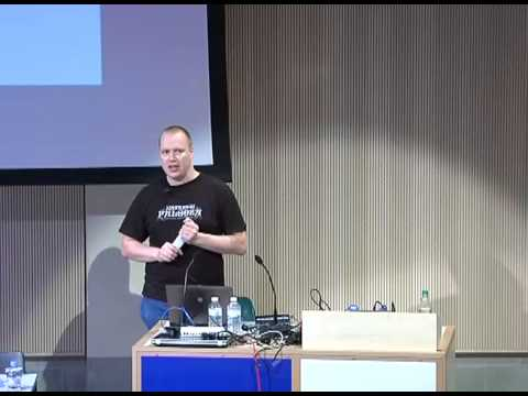 [FOSDEM 2013] Open ARM GPU drivers
