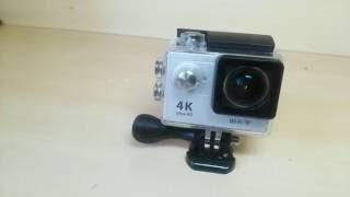 getlinkyoutube.com-Подробный обзор камеры EKEN H9R . Как проверить оригинальность камеры.
