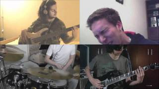 Metallica - The Shortest Straw (Full Band Cover)
