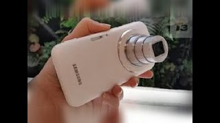 SAMSUNG GALAXY K ZOOM How to clean the lens / Cara bersihkan lensa