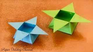 getlinkyoutube.com-Origami Box