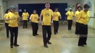 getlinkyoutube.com-70-Year Old Man Shocks Everyone with his 2 Stepping