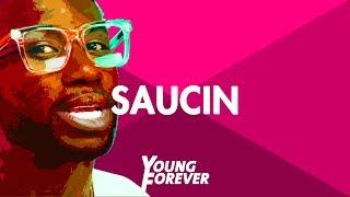 "getlinkyoutube.com-Gucci Mane x 21 Savage Type Beat 2016 - ""Saucin"" | Young Forever Beats"