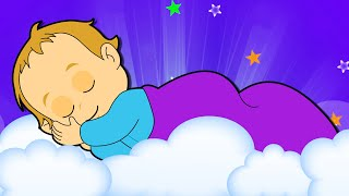 getlinkyoutube.com-Hush Little Baby Lullaby Collection | Songs for Babies to Sleep by HooplaKidz | 66 Min