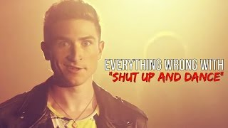 "getlinkyoutube.com-Everything Wrong With Walk the Moon - ""Shut Up and Dance"""