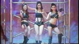 getlinkyoutube.com-EBB Molly, Ann, Saida - Dirty Dancer