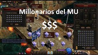 getlinkyoutube.com-Como ser millonario en MU ONLINE con un chaos  - PARTE 1