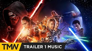 getlinkyoutube.com-Star Wars: The Force Awakens - Trailer Music