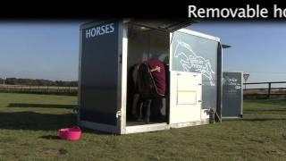 getlinkyoutube.com-Ramp-less horsebox from Roadload
