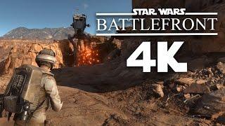 getlinkyoutube.com-Star Wars Battlefront 4k 60fps Gameplay - HOW GORGEOUS DOES IT LOOK ???