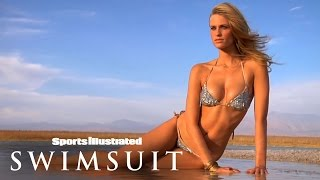 getlinkyoutube.com-Julie Henderson Gets Dirty On The Salt Water Lake | Getting The Shot | Sports Illustrated Swimsuit