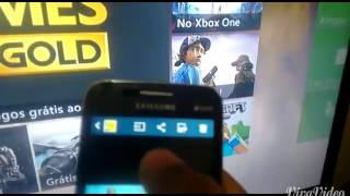 getlinkyoutube.com-Como espelhar seu celular com xbox 360