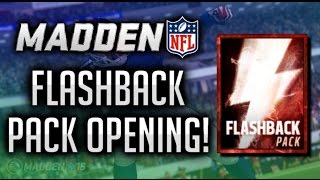 getlinkyoutube.com-FLASHBACK PACK OPENING! EPIC FLASHBACK PULL! - Madden Mobile 16