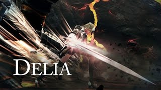 (Unfriend) Vindictus : Delia - Bastard Sword Guide : Tips Tricks & Techniques เล่น Delia แบบเมพๆ !!!
